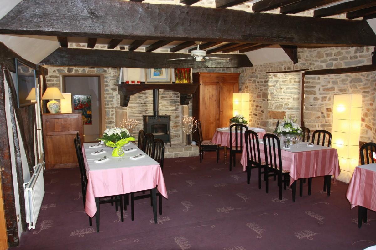Reception la guerche de bretagne 35130 ille et vilaine for Restaurant a lasalle